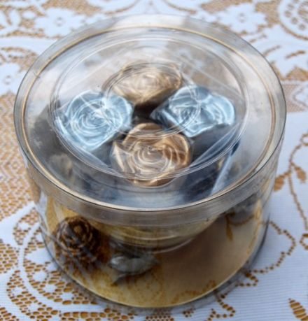 Miniature Floating Bowl Set